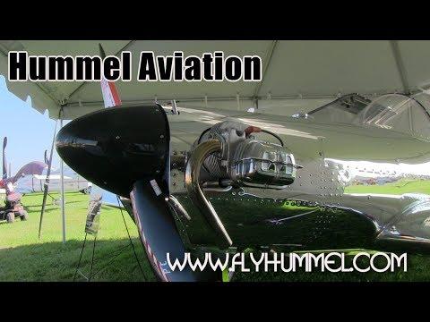 Hummel Aviation, Hummel UltraCruiser, part 103 legal, all metal ultralight aircraft.