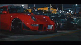 RWB JP | RAUH-Welt Begriff | RWB NEW YEAR PARTY 2018  | HARD ROCK CAFE TOKYO  |  Porsche | PANS EYE