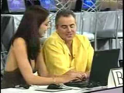 Adrianne Curry and Christopher Knight Play Lingo