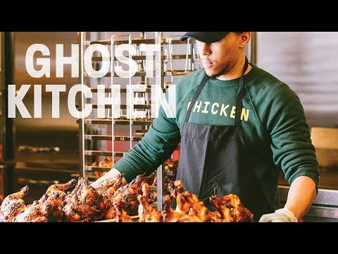 This NYC Restaurant Chain Is Providing Free Catering For Health Care Workers || Ghost Kitchen