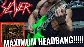 Slayer - Temptation Guitar Cover