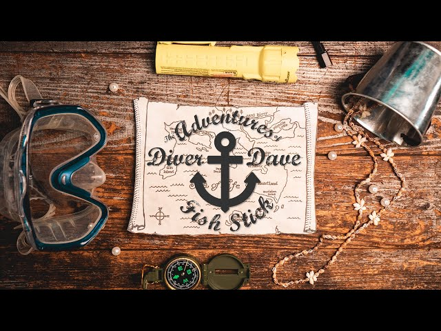 The Adventures of Diver Dave & Fish Stick | Chapter 12