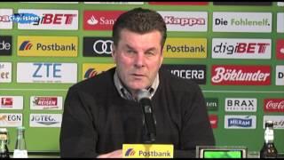 Borussia Mönchengladbach gegen Schalke 04 Teil 1