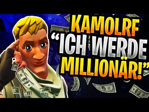 👉GHOST KAMOLRF: ICH WERDE MILLIONÄR! 👈 | GODZILLA IN FORTNITE😱 | FORTNITE DEUTSCHE HIGHLIGHTS