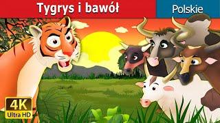 Tygrys i bawół | Bajki na Dobranoc | Bajki dla Dzieci | Polish Fairy Tales