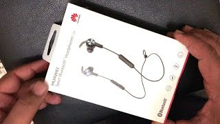 Huawei Xsport AM61 Black Unboxing