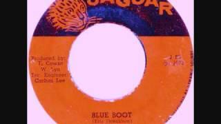 eric donaldson-blue boots