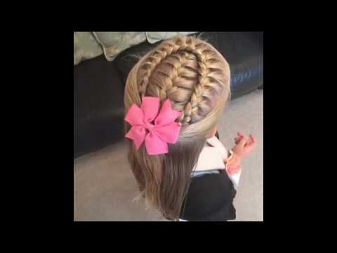 creative-ideas!-how-to-french-braid-|-the-classic-french-braid.