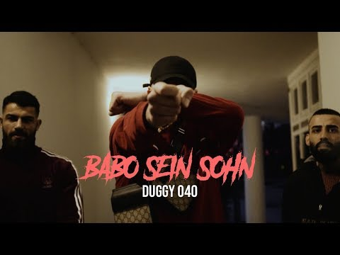 ► DUGGY 040 - BABO SEIN SOHN prod. by chavalbeats (Official Video)