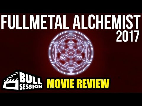Just Watch the Anime | Fullmetal Alchemist Live Action Movie Review – Bull Session