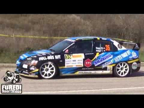 11Eger Rallye  Nagy Mátyás-Nagy Tamás