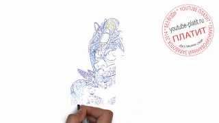 Маленькая принцесса Луна  Как нарисовать принцессу Луну  с пауком на голове поэтапно(как нарисовать принцессу луну, как нарисовать пони принцессу луну, как нарисовать принцессу луну поэтапно,..., 2014-07-25T11:30:01.000Z)