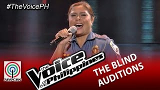 """The Voice of the Philippines Blind Audition """"Tukso"""" by Jannet Cadayona (Season 2)"""