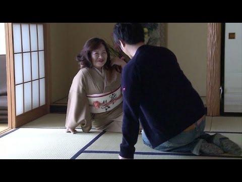 Auge del porno entre abuelos en Japón