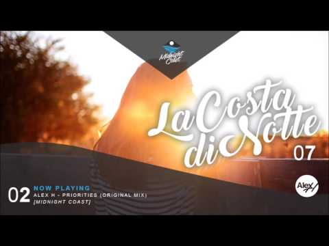 La Costa di Notte With Alex H 007 Guest Mix Moonscape