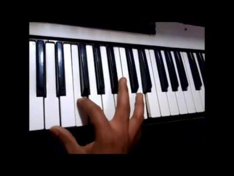 Eslabon por eslabon en teclado - tutorial acordeon