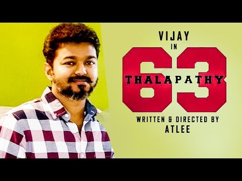 BREAKING: Thalapathy 63 First Day Shoot | Vijay | Nayanthara | Atlee