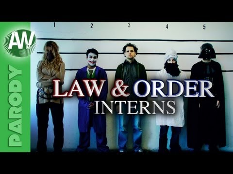 Law & Order: Interns - Line-Up