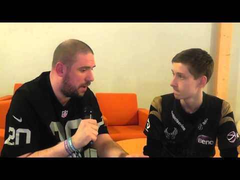 From The Archives: Bjergsen Interview DreamHack 2013
