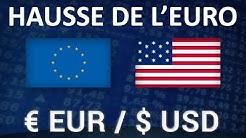 EURO USD GROSSE HAUSSE QUI ARRIVE !? btc analyse technique crypto monnaie