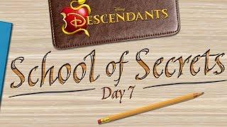 Day 7: Study - School of Secrets - Disney Descendants