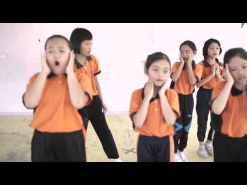 PINTAR ACTION SONG 2017 SK BAU