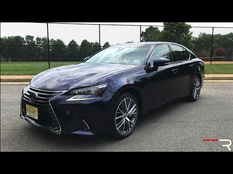 2017 Lexus GS350 AWD – Redline: Review