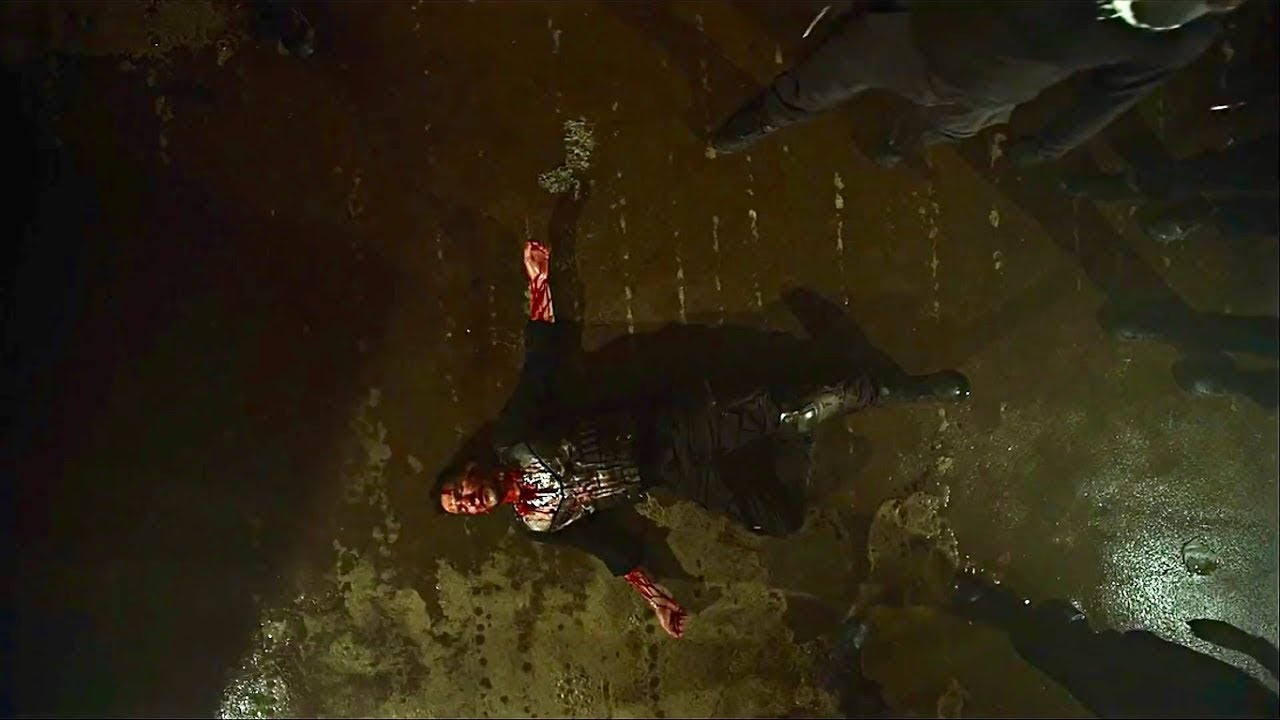 Download The Punisher vs Jigsaw's/Billy Russ0 Gang Season 2 Fight Scene 2x10 Netflix (HD)