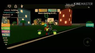 How to find all chests in LEGENDS OF SPEED(ROBLOX GAME)