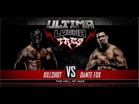 Reactions To Dante Fox Vs. Killshot From Ultima Lucha Tres!