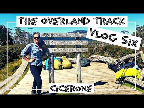 #6 - New Pelion Hut To Kia Ora Hut - Overland Track, Tasmania
