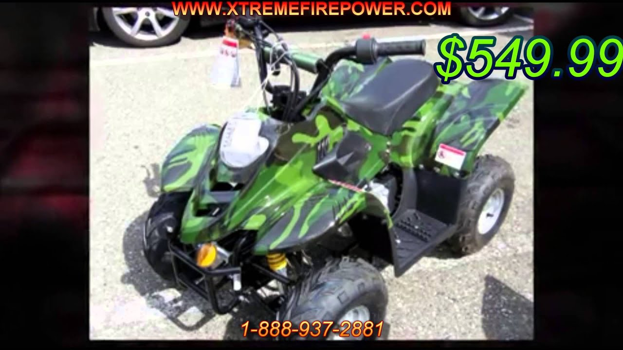 Huge Selection of Four Wheelers For Sale and Atvs at ...