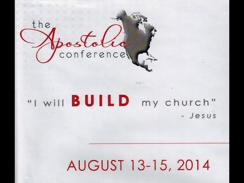 I Choose To Win – Rev. Brian Kinsey – The Apostolic Conference 2014