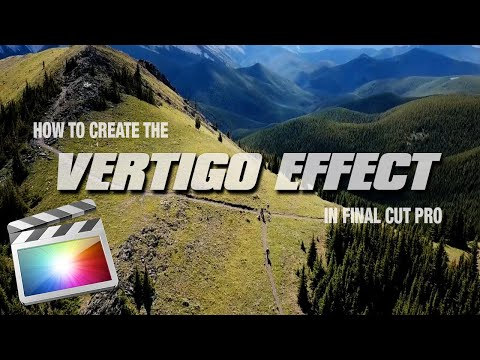 How to Create the Dolly Zoom or Effect | Final Cut Pro X Tutorial