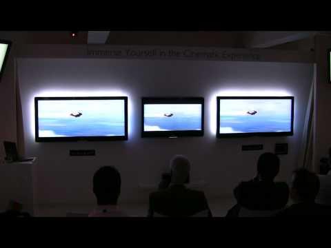 philips cinema 21 9 la mejor experienca de cine en tu casa youtube. Black Bedroom Furniture Sets. Home Design Ideas