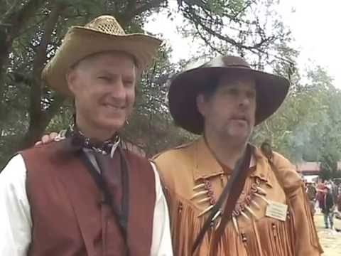 California Pioneer Day 2016 at James Marshall Gold Discovery State Park