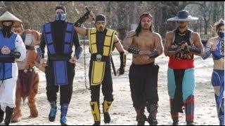 Download Mortal Kombat VS Street Fighter: EPIC DANCE BATTLE!! Mp3 and Videos