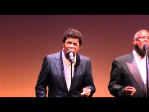 Bobby Thomas & Quiet Storm sing Crying In The Chapel (2011)