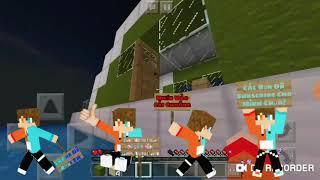 Tự Nhiên Mình Bị Vô Tù!! | Minecraft School #12