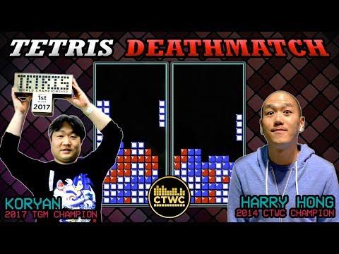 Harry vs. Koryan: Best-of-7 CTM Deathmatch!