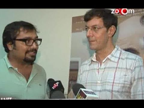 Anurag Kashyap & Rajat Kapoor pay a tribute to filmmaker Mani Kaul