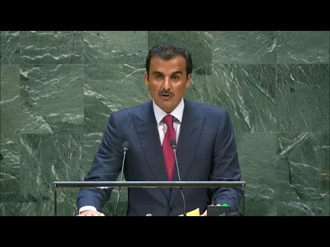 🇶🇦 Qatar - Emir Addresses General Debate, 74th Session