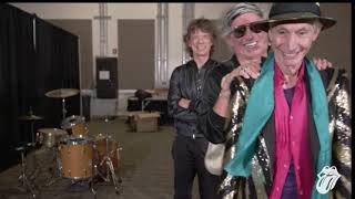 Charlie Watts Upstages Mick Jagger