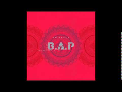 B.A.P(비에이피)-NO MERCY [AUDIO/MP3/LINK]