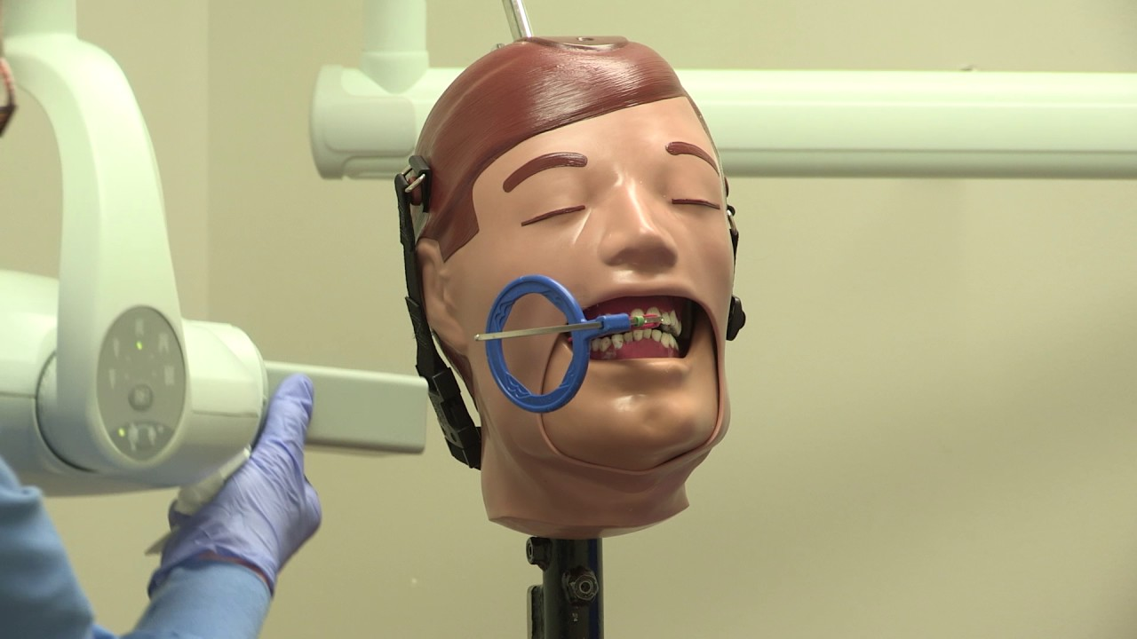 How to Take a Complete Mouth Series with Phosphor Plates