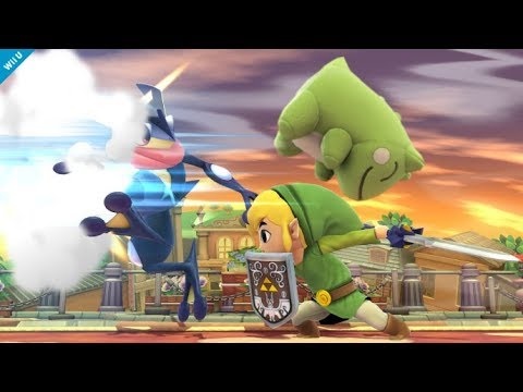 Top 10 Counters #2 - Super Smash Bros for Wii U