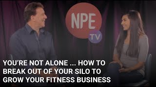 Jake Steinfeld - You're Not Alone ... How To Break Out Of Your Silo To Grow Your Fitness Business