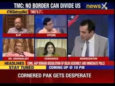 Nation at 9: TMC- No border can divide Bangladesh and West Bengal