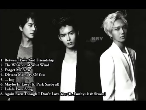 Super Junior K.R.Y. Songs Collection - Best Songs