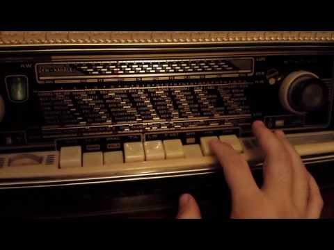 1957 Blaupunkt Barcelona Radio